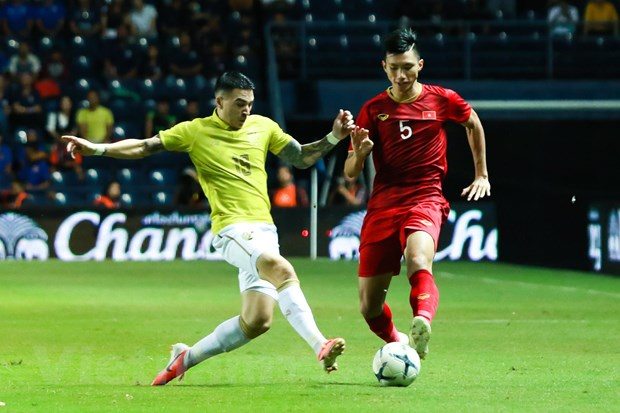 So thua Viet Nam, Thai Lan tang toc cho vong loai World Cup 2022 hinh anh 1