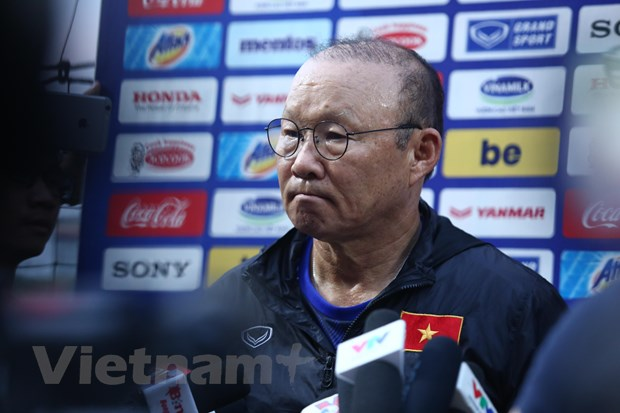 HLV Park Hang-seo: Danh vong, su noi tieng se tan bien bat cu luc nao hinh anh 1