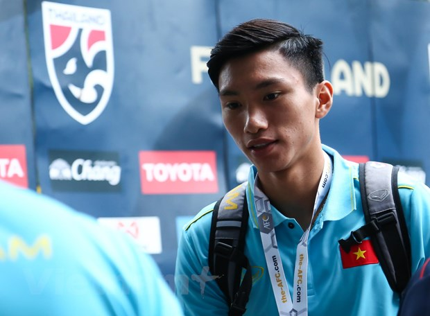 HLV Park Hang-seo bo ngo kha nang Doan Van Hau du U23 chau A 2020 hinh anh 1