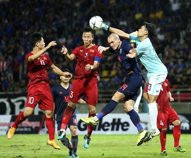 HLV Akira Nishino cua Thai Lan thua nhan Viet Nam la doi thu kho nhan hinh anh 1