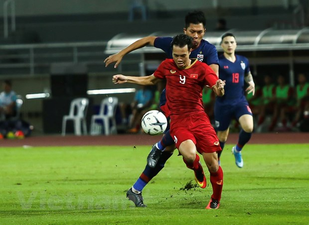 HLV Park Hang-seo: Cong Phuong se ghi ban va toa sang truoc Thai Lan hinh anh 2
