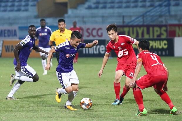 V-League 2020 to chuc theo the thuc moi, chi co 1 doi xuong hang hinh anh 1