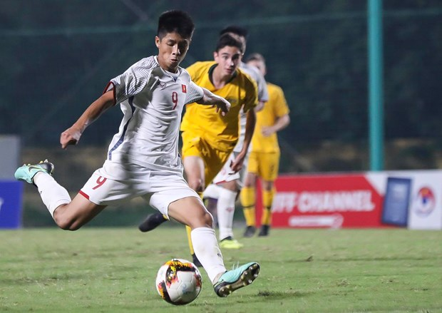 U16 Viet Nam thua dang tiec U16 Australia, chua the gianh ve di tiep hinh anh 1