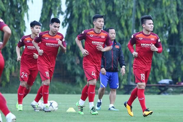 Cong bo danh sach cua tuyen Viet Nam cho vong loai hai World Cup 2022 hinh anh 1