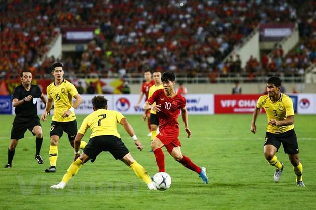 Tuyen Viet Nam tu tin danh bai Indonesia sau tran thang Malaysia hinh anh 1