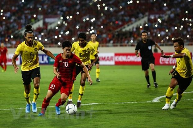 Hoan vong loai World Cup 2022, tuyen Viet Nam nghi thi dau dai han hinh anh 1