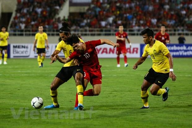 BLV Quang Tung: Cong Phuong can duoc ghi nhan vi choi tot truoc Malaysia hinh anh 1