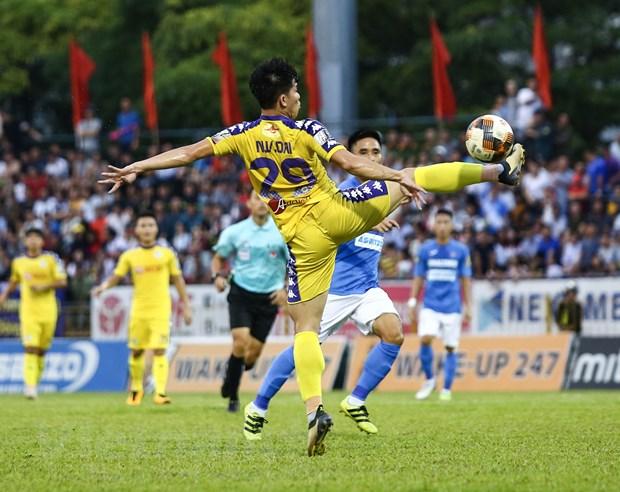Ha Noi FC chinh thuc nang chiec cup vo dich V-League 2019 hinh anh 1