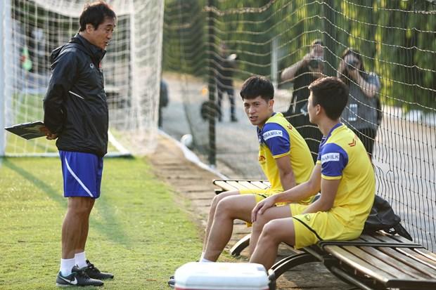 Trung ve Tran Dinh Trong se khong tham du SEA Games 30 hinh anh 1