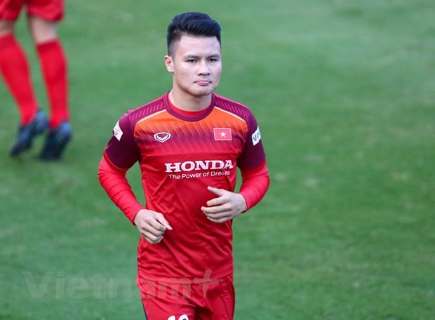 HLV Park Hang-seo muon Quang Hai nhuong giai Qua bong vang 2019 hinh anh 1
