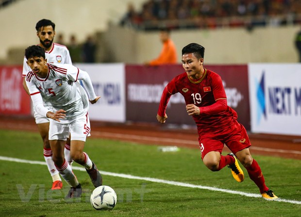 HLV Park Hang-seo: 'Thang UAE, chung ta huong toi danh bai Thai Lan' hinh anh 1