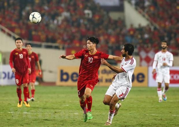 Corona anh huong the nao toi Viet Nam tai vong loai World Cup 2022? hinh anh 2