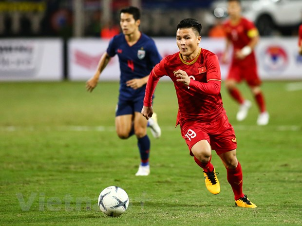 HLV Park Hang-seo chot danh sach U22 Viet Nam du SEA Games 30 hinh anh 1