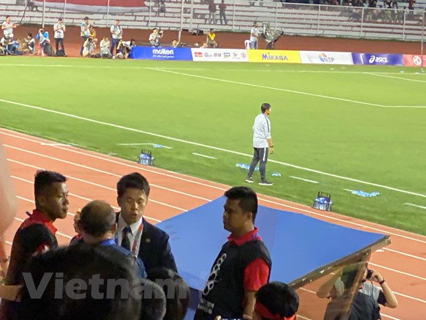 Huan luyen vien Park Hang-seo nhan the do vi loi gi? hinh anh 2