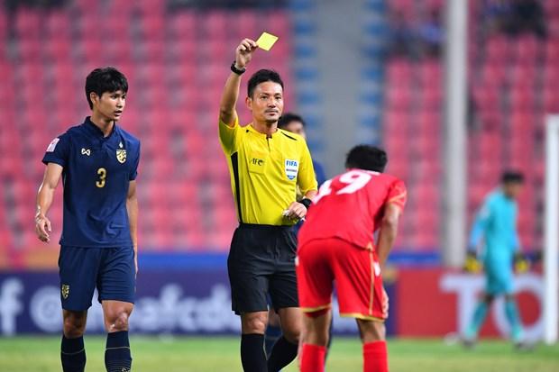 Xac dinh trong tai Nhat Ban bat chinh tran U23 Viet Nam-U23 Jordan hinh anh 1