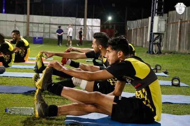 HLV U23 Jordan da thay diem yeu U23 Viet Nam, tu tin danh bai ong Park hinh anh 1