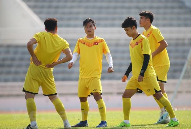 Tuyen U23 Viet Nam buon vi co the bi loai som o U23 chau A 2020 hinh anh 1