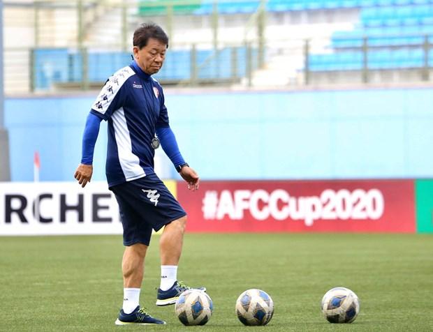 AFC Cup 2020: TP.HCM va Than Quang Ninh quyet co chien thang dau tay hinh anh 1
