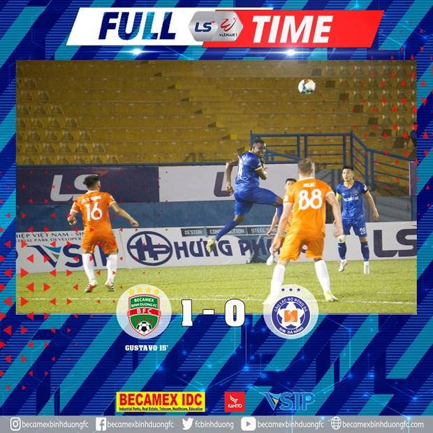 Vong 1 V-League 2020: Viettel, Hai Phong nhoc nhan thang san khach hinh anh 3