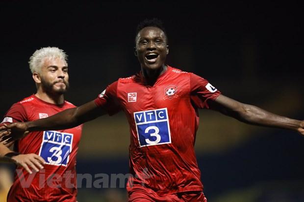 Vong 1 V-League 2020: Viettel, Hai Phong nhoc nhan thang san khach hinh anh 2