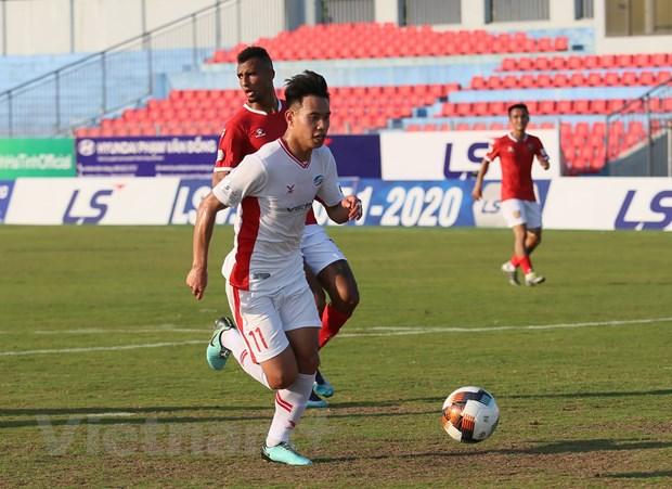 Vong 1 V-League 2020: Viettel, Hai Phong nhoc nhan thang san khach hinh anh 1