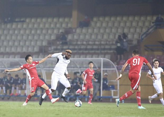 V-League 2020 tiep tuc bi hoan, tuyen Viet Nam co the gap kho hinh anh 1