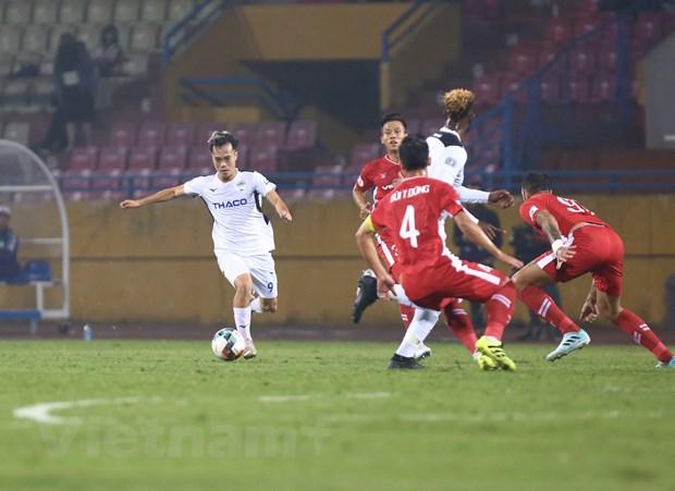 Tuyen Viet Nam huong loi gi neu V-League 2020 som tro lai thi dau? hinh anh 1