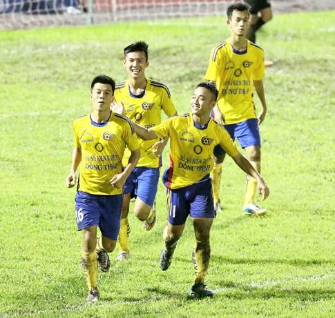 11 cau thu U21 Dong Thap ban do bi FIFA phat tren pham vi toan cau hinh anh 1