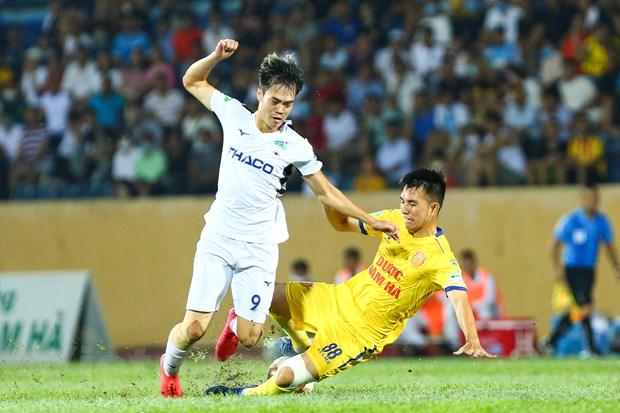 """Ben le V-League 2020: Chuyen """"5 danh 1"""" cua bau Duc trong the thuc moi hinh anh 3"""