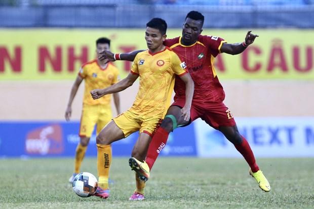 Chinh thuc hoan V-League 2020 vo thoi han lan thu hai vi dich COVID-19 hinh anh 1