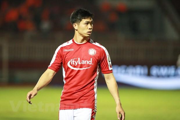 Cong Phuong, Bui Tien Dung choi an tuong giup TP.HCM dau bang V-League hinh anh 1