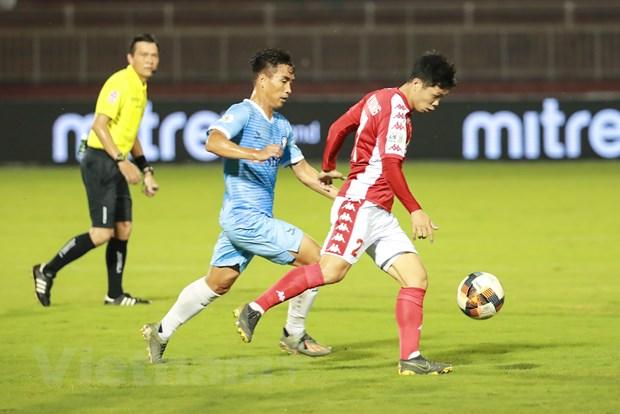 TP.HCM nhan the phat nhieu nhat, ghi ban nhieu thu hai o V-League 2020 hinh anh 1