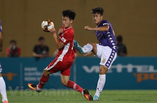 Chia diem Viettel, HLV Ha Noi FC ngan ngam vi khung hoang nhan su hinh anh 1