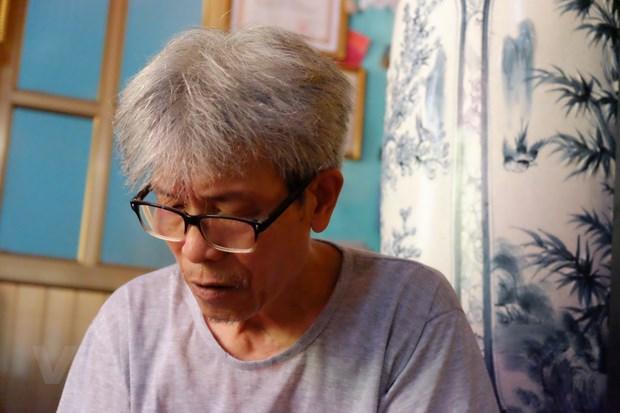 Nghe nhan Phung Dinh Giap: Nguoi giu hon phong dat Kinh Bac hinh anh 2