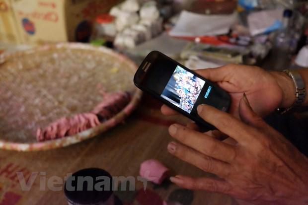 Nghe nhan Phung Dinh Giap: Nguoi giu hon phong dat Kinh Bac hinh anh 5