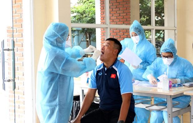 U19 Viet Namam tinh voi SARS-CoV-2, du dieu kien tap luyen khep kin hinh anh 2