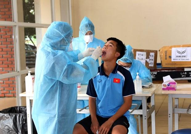 U19 Viet Namam tinh voi SARS-CoV-2, du dieu kien tap luyen khep kin hinh anh 3