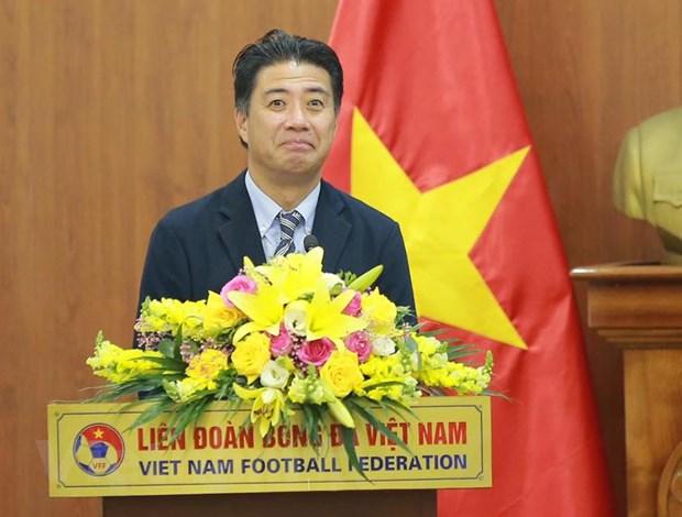 Giam doc ky thuat VFF muon cung bong da Viet Nam vuot qua Nhat Ban hinh anh 1