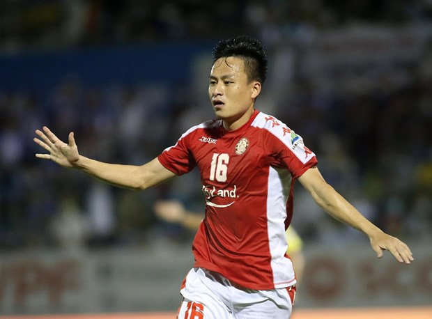 "Cong Phuong vang mat o ""sieu kinh dien"" Ha Noi FC voi TP.HCM hinh anh 2"