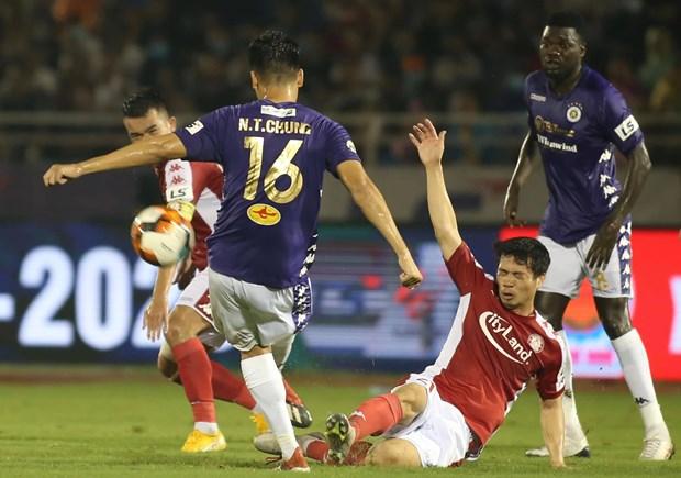 Ha Noi FC phong ngu kem, TP.HCM se danh bai bang ngoai binh 'trieu do' hinh anh 2