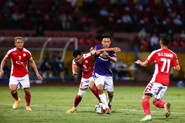 Ha Noi FC xin mo cua san don khan gia o tran chung ket voi Viettel hinh anh 1