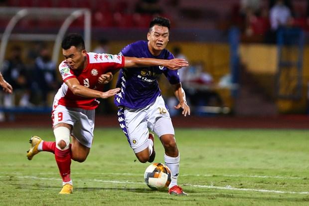5 diem nhan tran Ha Noi FC thang dam TP.HCM: Sai lam cua Bui Tien Dung hinh anh 5