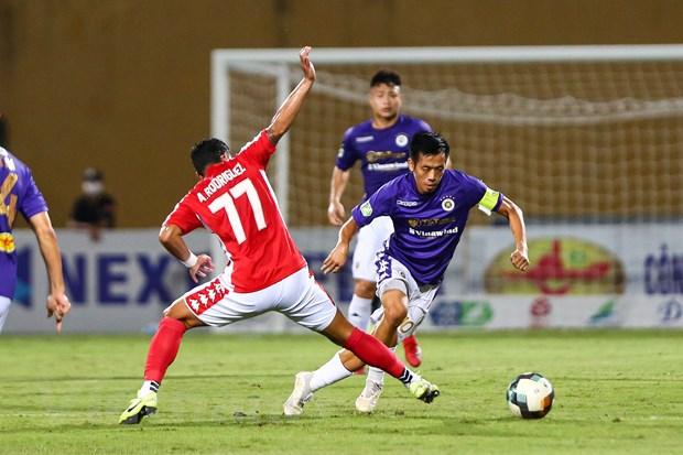 5 diem nhan tran Ha Noi FC thang dam TP.HCM: Sai lam cua Bui Tien Dung hinh anh 2