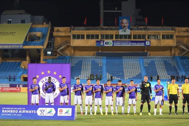 Chung ket cup Quoc gia 2020: San Hang Day duoc don tiep 3.000 CDV hinh anh 1