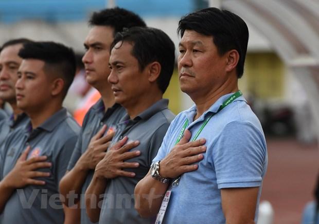 HLV Sai Gon FC tu tin doi nha la 'co gai dep' du moi dut chuoi bat bai hinh anh 1