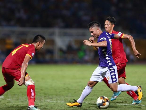 Lich thi dau giai doan hai V-League: Cong Phuong som doi dau Quang Hai hinh anh 1