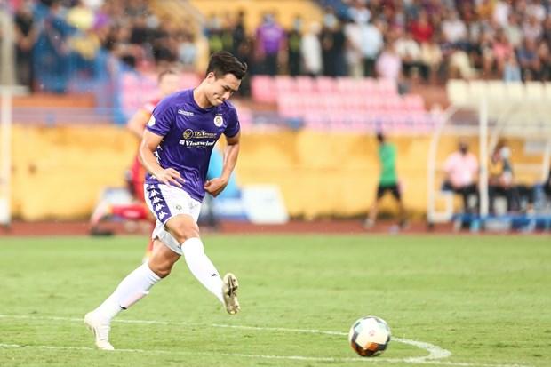 Ha Noi FC loi the nhat trong nhom 'tu ma' dua vo dich V-League 2020 hinh anh 4