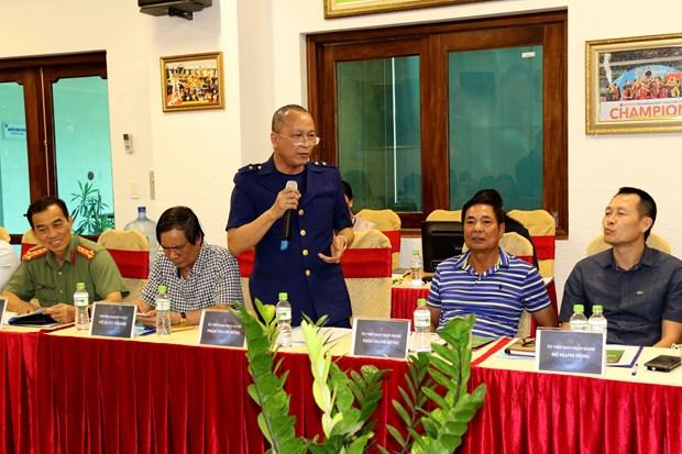 VFF to chuc Dai hoi trong thang 11 de tim Pho chu tich tai chinh hinh anh 1