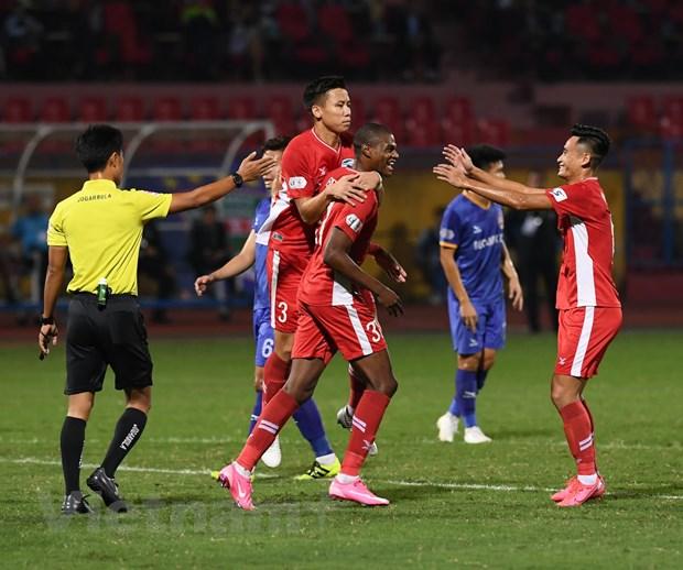 Viettel thang toi thieu Binh Duong, vung ngoi dau bang V-League 2020 hinh anh 1