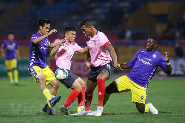 V-League: Doi san thi dau tran Ha Tinh-Viettel vi mua lu o mien Trung hinh anh 1